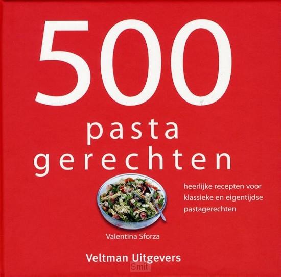 500 pastagerechten