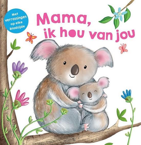 Mama, ik hou van jou