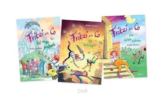 Pakket Fritzi en Co (3 titels)