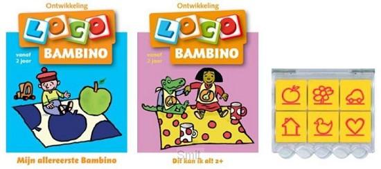 Loco Bambino dit kan ik al! (doos + 2 boekjes)
