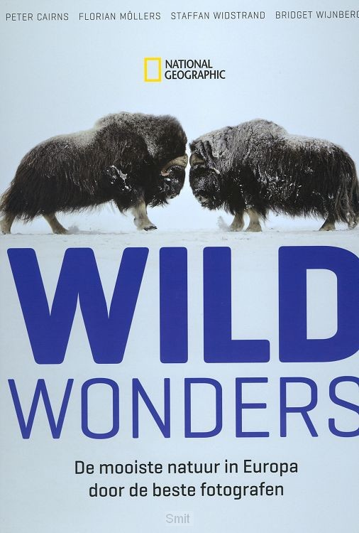 Wild wonders / druk 1