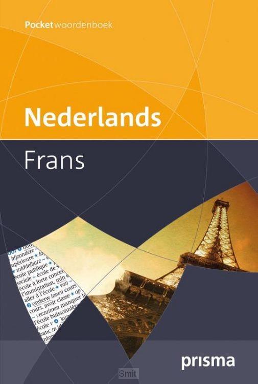 Prisma pocketwoordenboek Nederlands-Fran