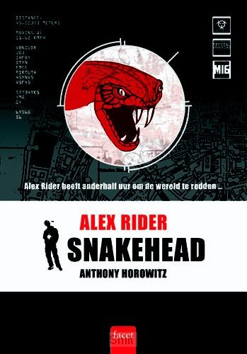 Alex Rider 7 Snakehead