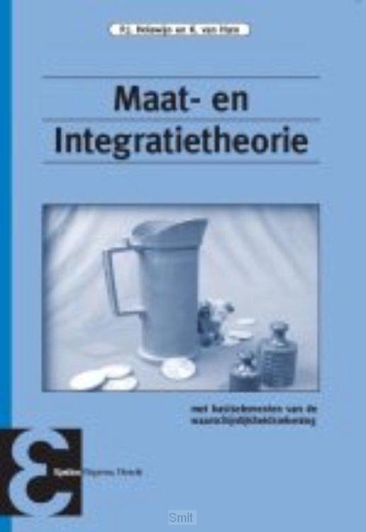 Maat- en Integratietheorie