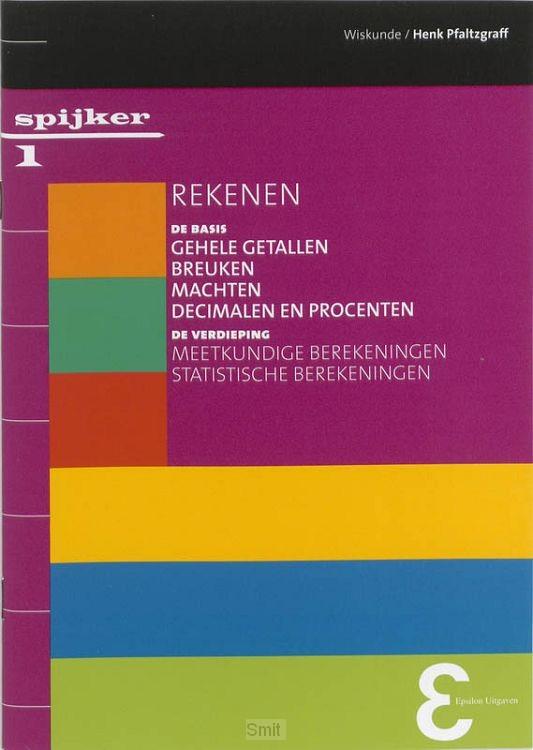 Rekenen / druk 1