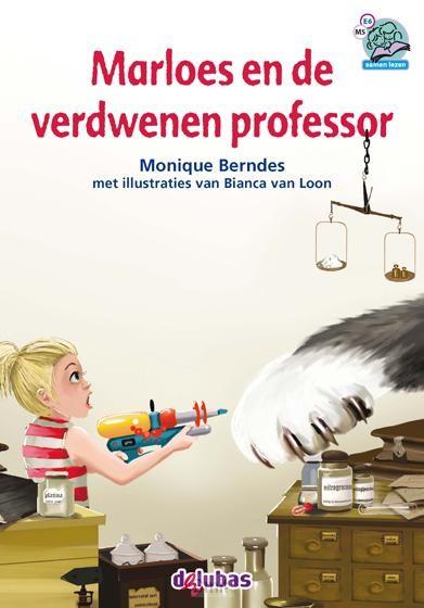 Marloes en de verdwenen professor