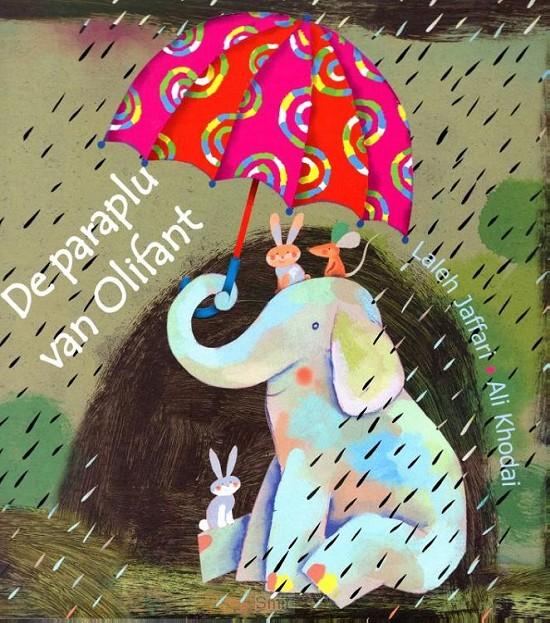 De paraplu van Olifant