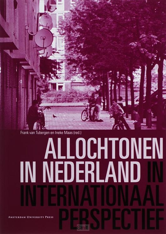 Allochtonen in Nederland in internationa