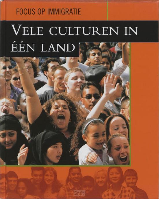 Vele culturen in een land