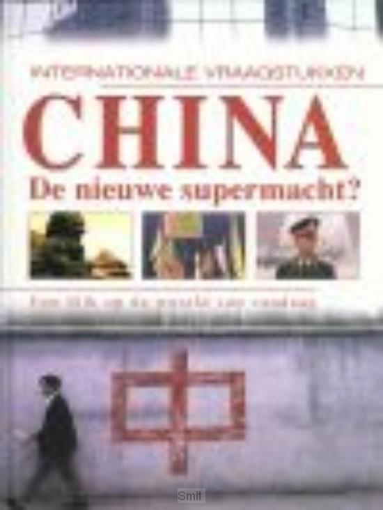 China de nieuwe supermacht