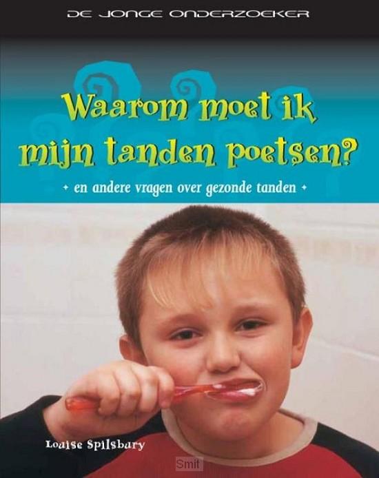 Jonge onderzoeker (7-9 jaar) / Tanden