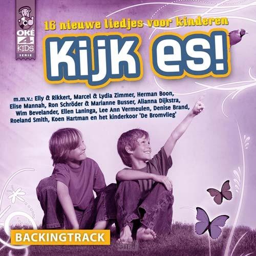Kijk es backingtrack cd