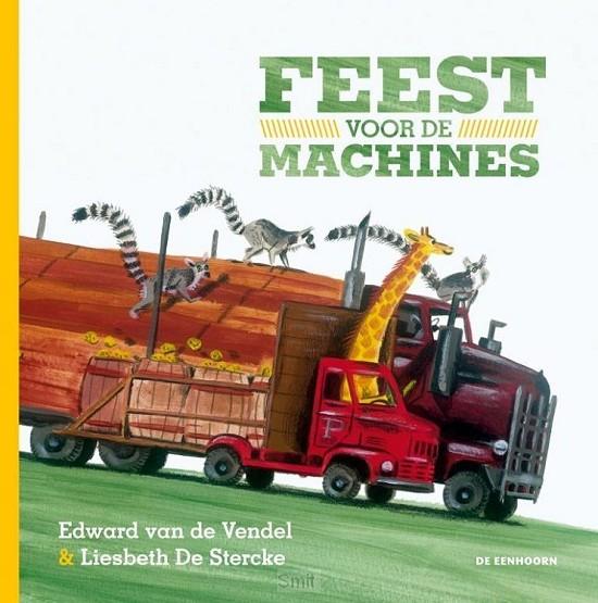Feest voor de machines