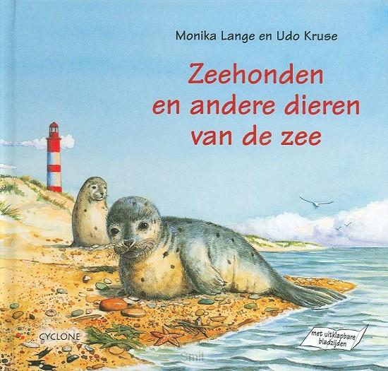 Zeehonden en andere dieren van de zee