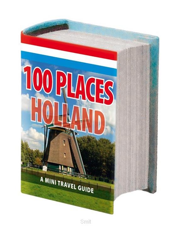 Mini Travel 100 Places Holland / druk 1