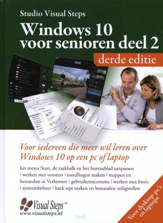 Windows 10 voor senioren deel 2 - derde editie