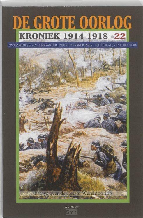 De Grote Oorlog, kroniek 1914-1918 / 22