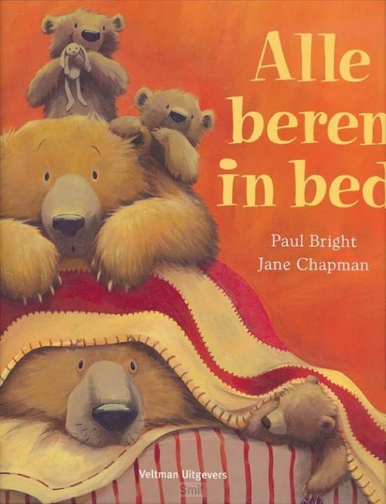 Alle beren in bed / druk 1