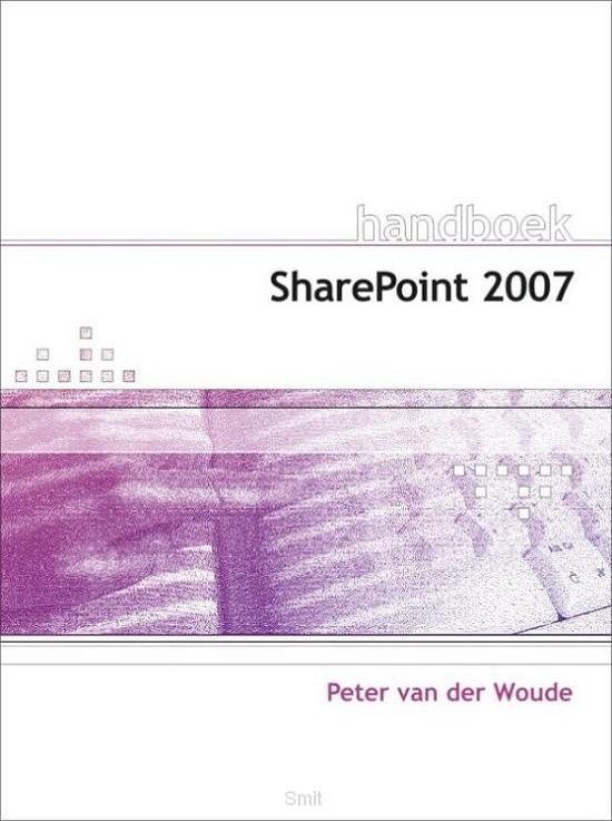 Handboek Microsoft Sharepoint 2007