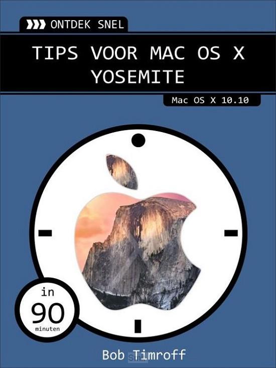 Tips voor Mac OS X Yosemite