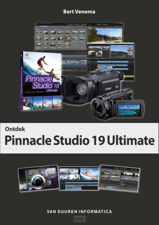 Pinnacle Studio 19 Ultimate / 19