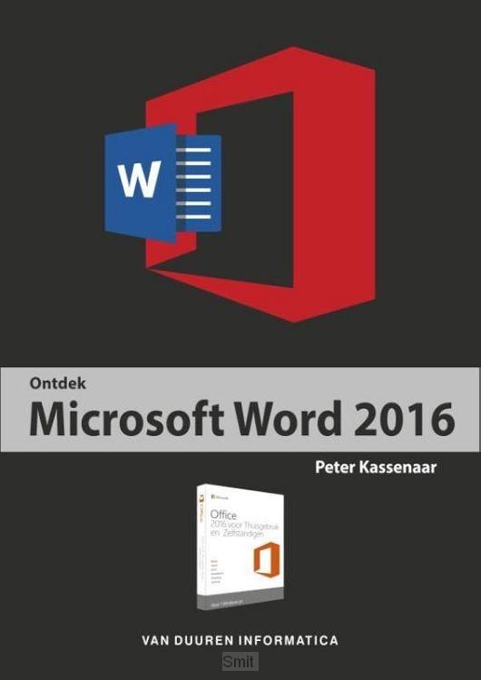 Microsoft Word / 2016