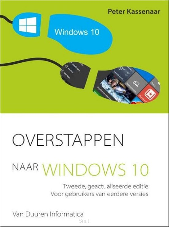 Overstappen naar Windows 10