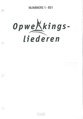Opwekking tekst A4 aanv 43 (820-831)