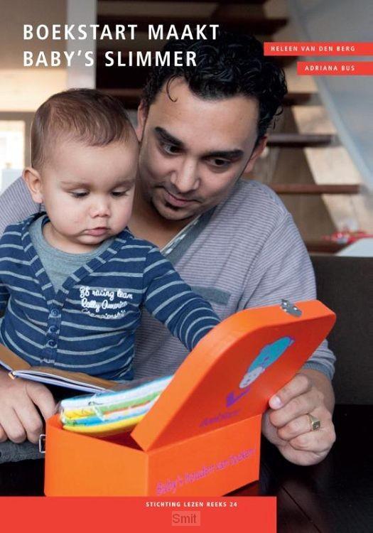 BoekStart maakt baby's slimmer