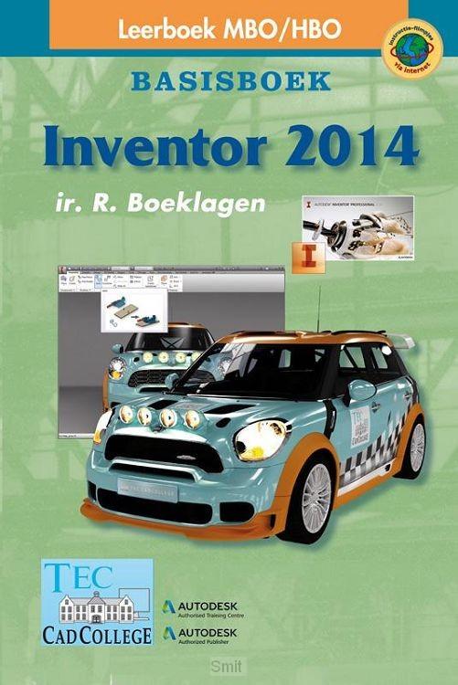 Inventor 2014 / Basisboek deel 1