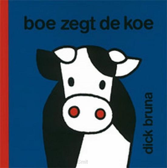 Boe zegt de koe / druk 1