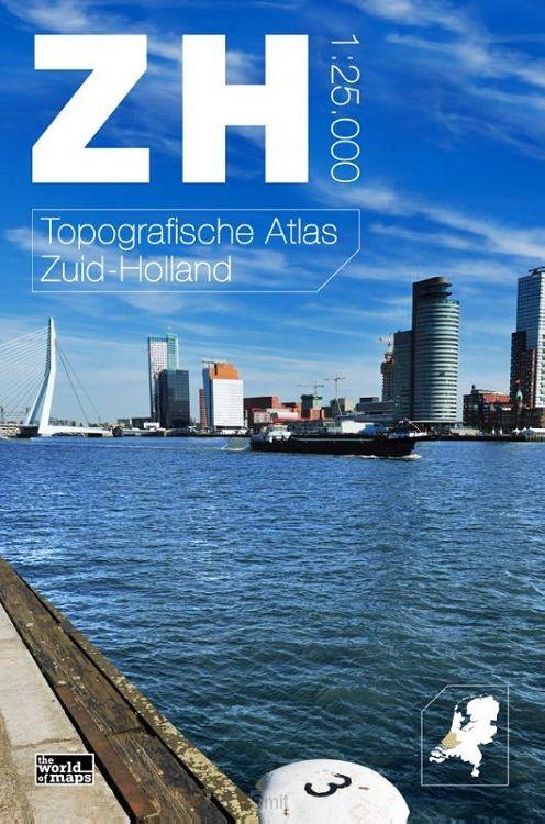 Topografische atlas van Zuid-Holland