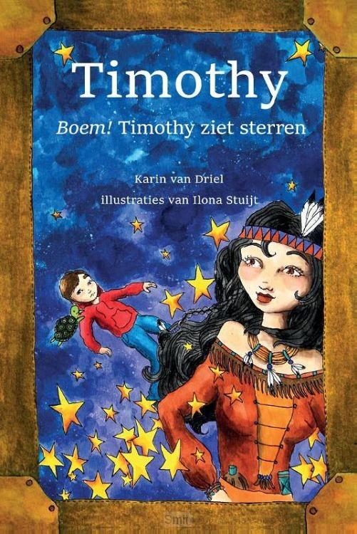 Boem! Timothy ziet sterren
