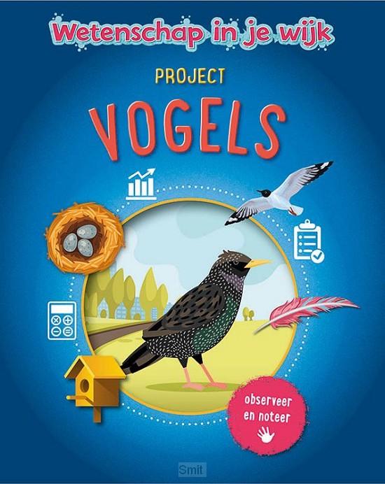 Project Vogels, Wetenschap in je wijk