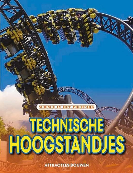 Technische hoogstandjes - attracties bouwen, Science in het pretpark