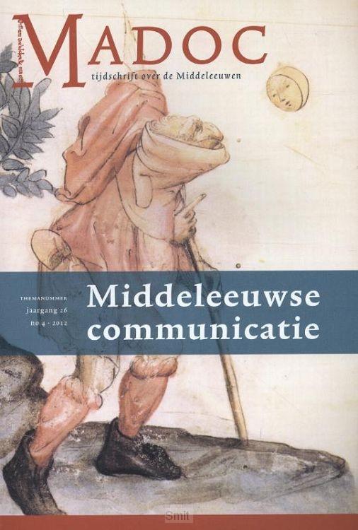 Middeleeuwse communicatie