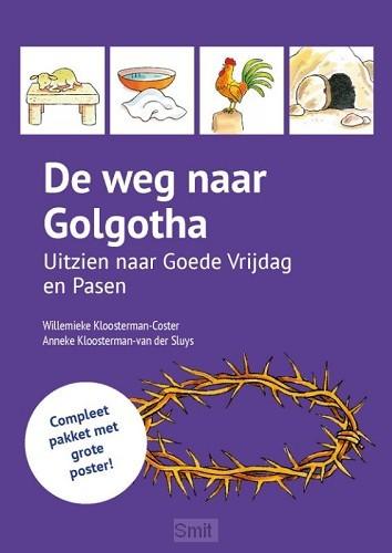 Weg naar Golgotha posterpakket