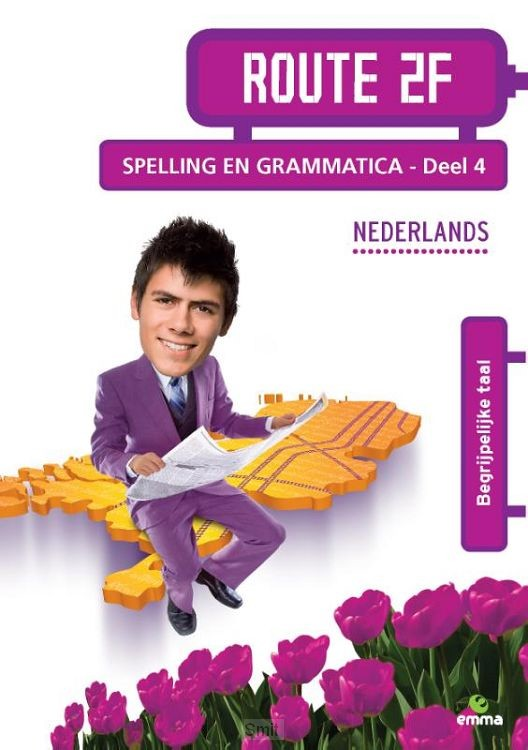 Route 2F / Nederlands Spelling en grammatica - deel 4