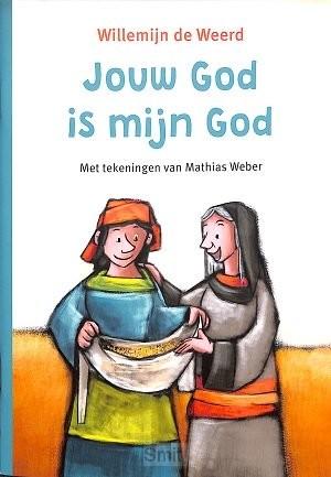 Jouw God is mijn God