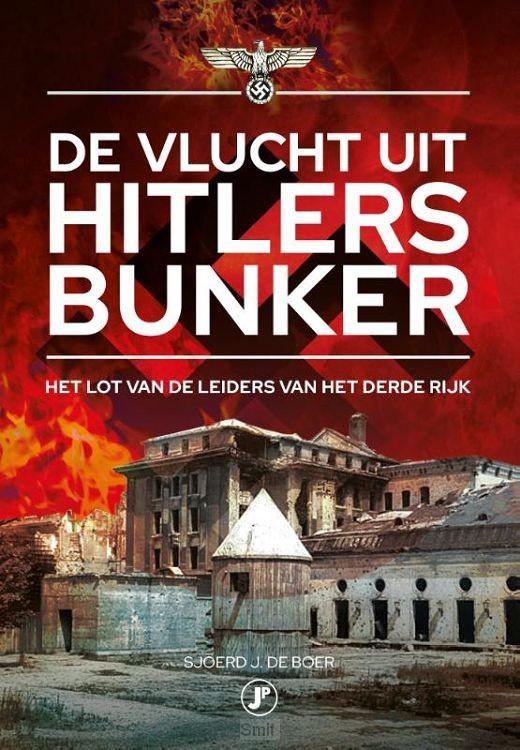 De vlucht uit Hitlers bunker