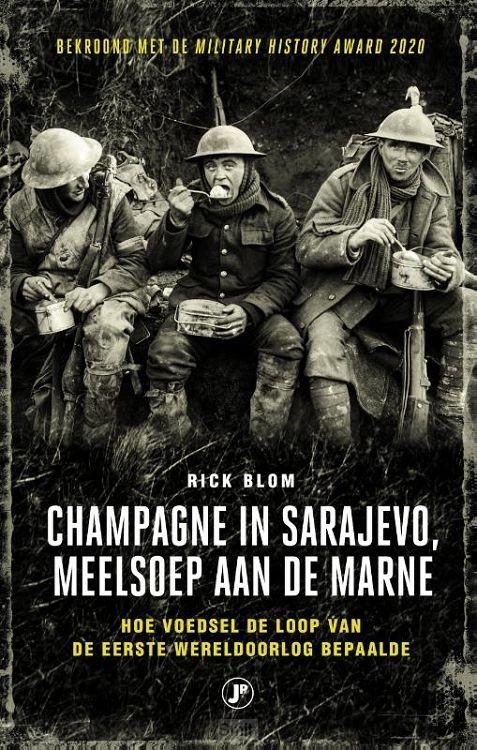 Champagne in Sarajevo, meelsoep aan de Marne