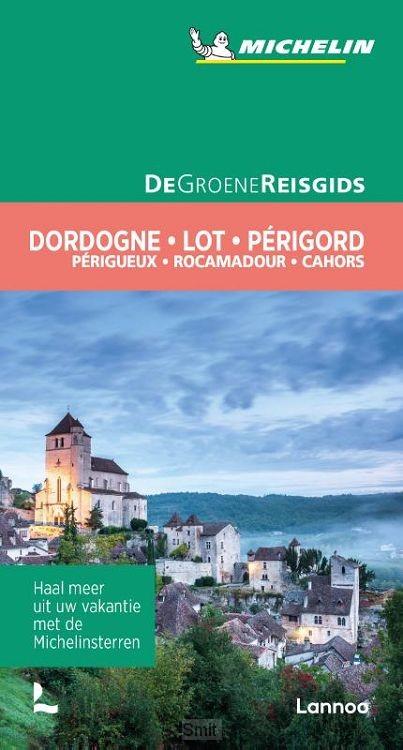 De Groene Reisgids - Dordogne/Lot/Périgord