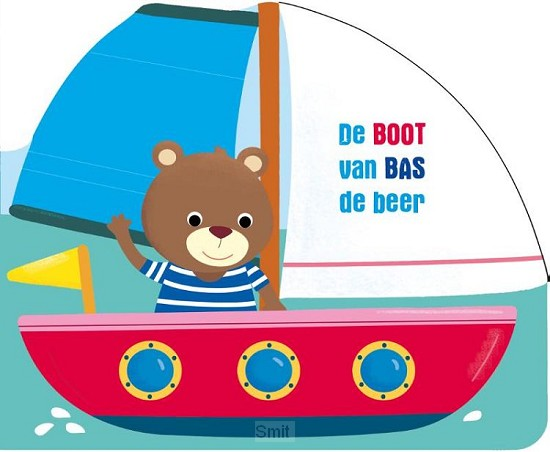 De boot van Bas de beer