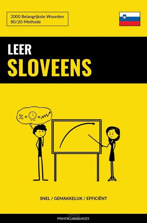 Leer Sloveens - Snel / Gemakkelijk / Efficiënt