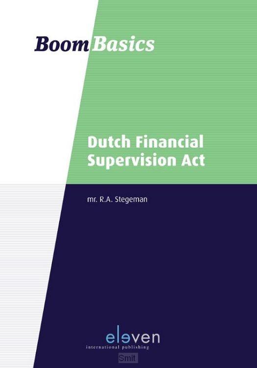Boom Basics Dutch Financial Supervision Act