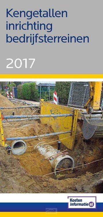 Kostenkengetallen inrichting bedrijfsterreinen 2017