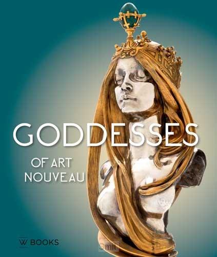 Goddesses of art nouveau