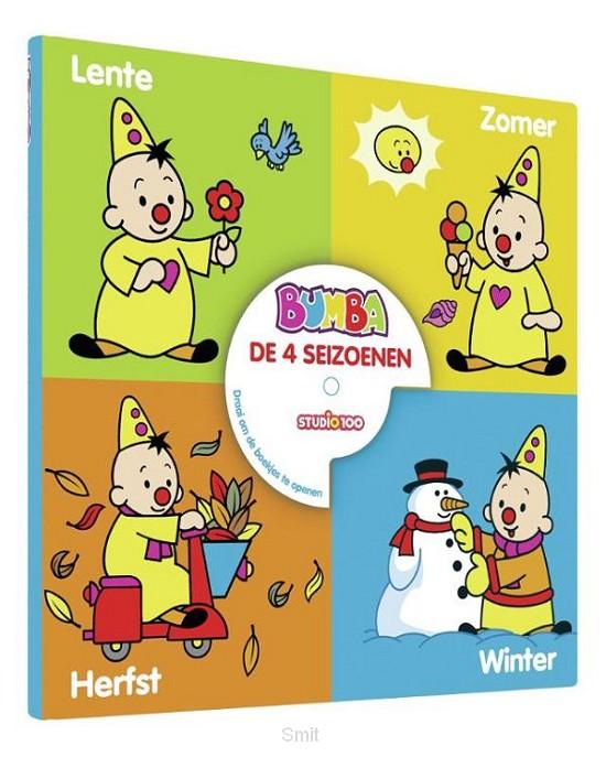 Bumba : kartonboek 4 in 1