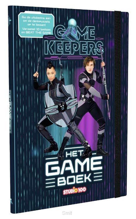 Gamekeepers : escape boek