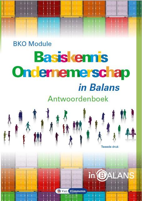 Basiskennis Ondernemerschap in Balans